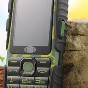 NEW-LANDROVER-A6-GSM-Rugged-GREEN-Mobile-Phone-w-Power-Bank-Dual-Sim-Card-172348527680